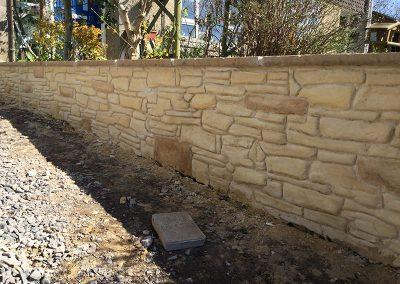 Wallcrete Wall