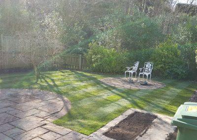 Gravelled Garden