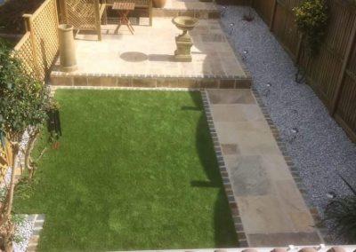 3 Tier Garden Renovation