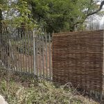 Whittled fencing