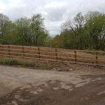 5bar Gates and post