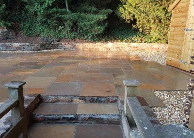 Garden transformation in Stapleton (Bristol)