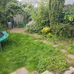 Garden transformation and pizza oven build in timsbury