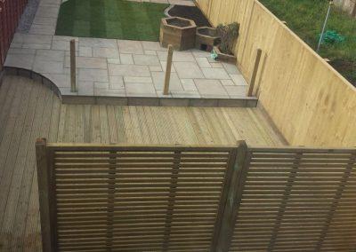 Garden transformation in Westfield/Radstock