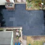 black limestone patio in peasdown(Copy)