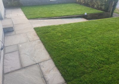 Driveway and Garden renovation in Bath