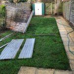 Garden make over