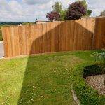perimeter fence.